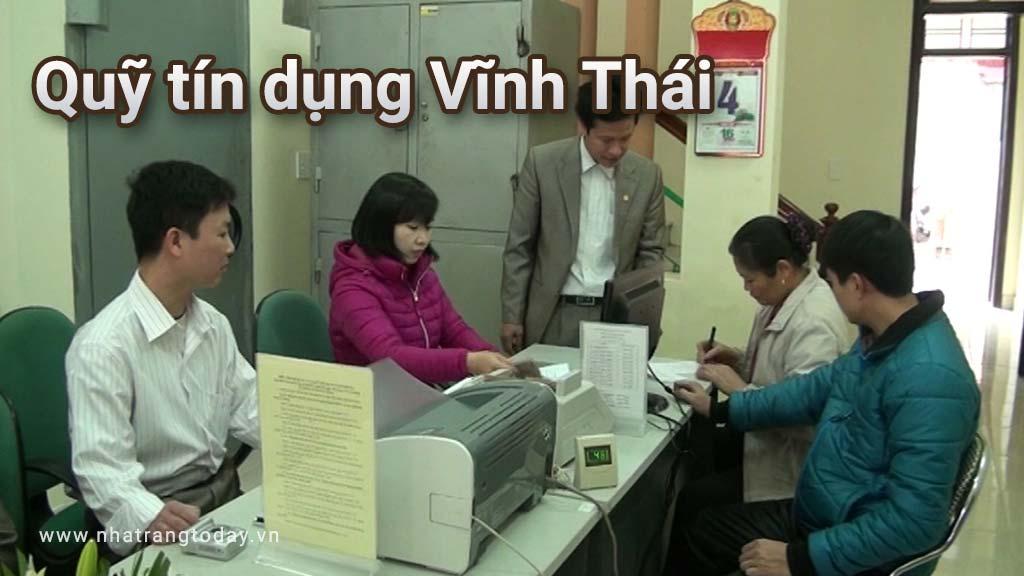 Quỹ Tín Dụng Nhân Dân Vĩnh Thái Nha Trang