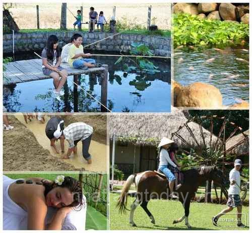 Resort Memento Country Home