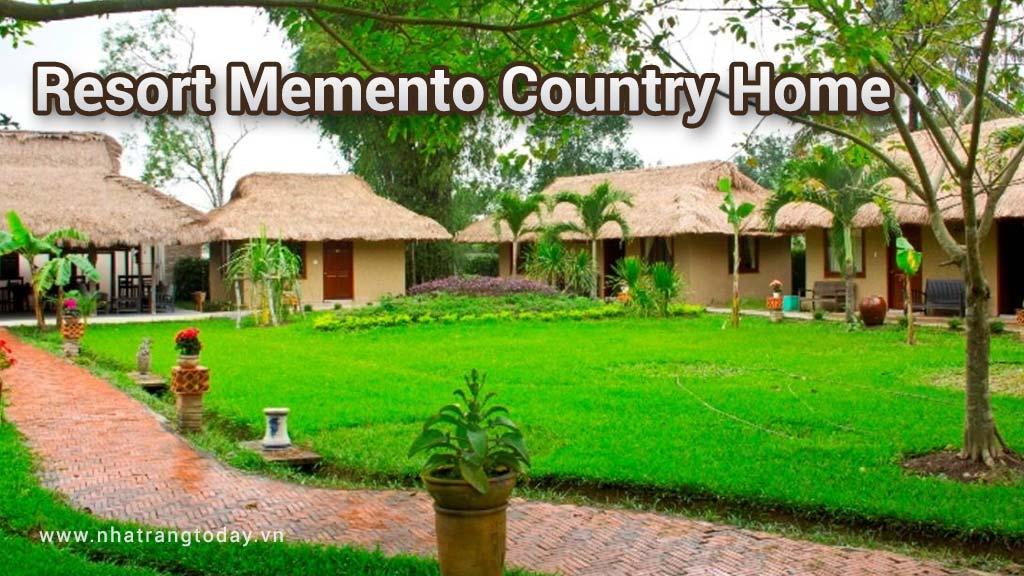 Resort Memento Country Home Nha Trang