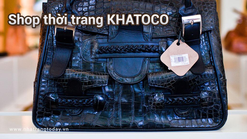 Shop thời trang Khatoco Nha Trang