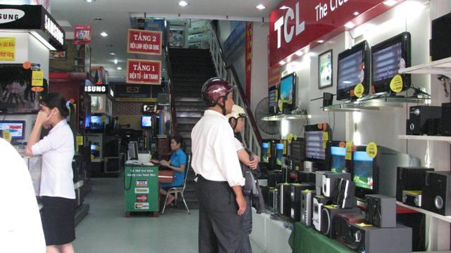 Siêu thị điện máy Chánh Bổn