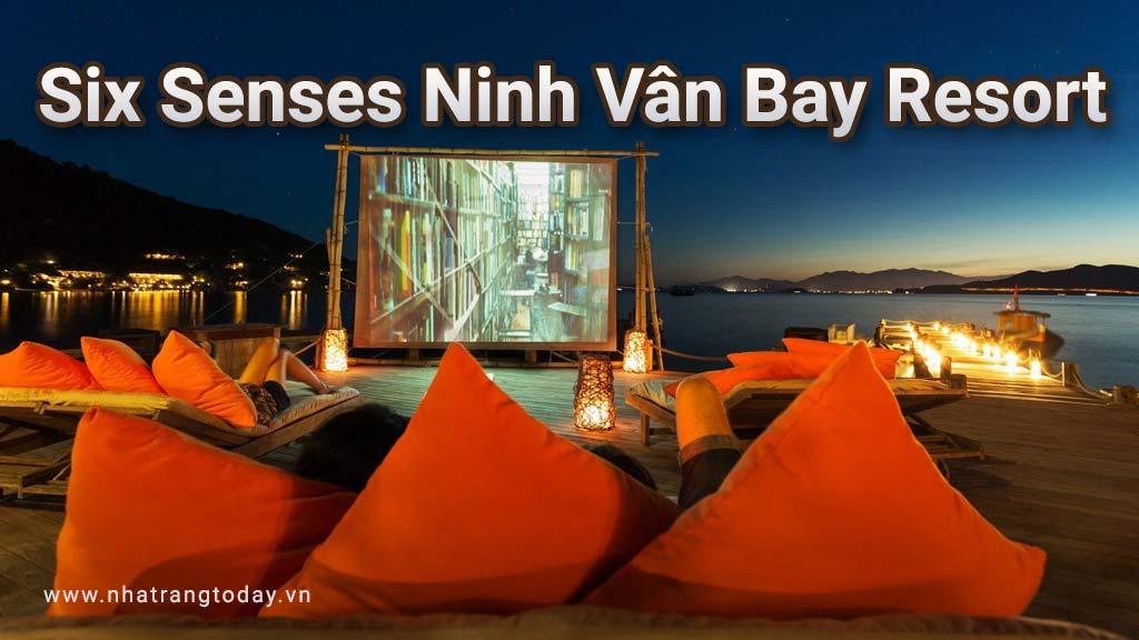 Six Senses Ninh Vân Bay resort Cam Ranh Khánh Hoà
