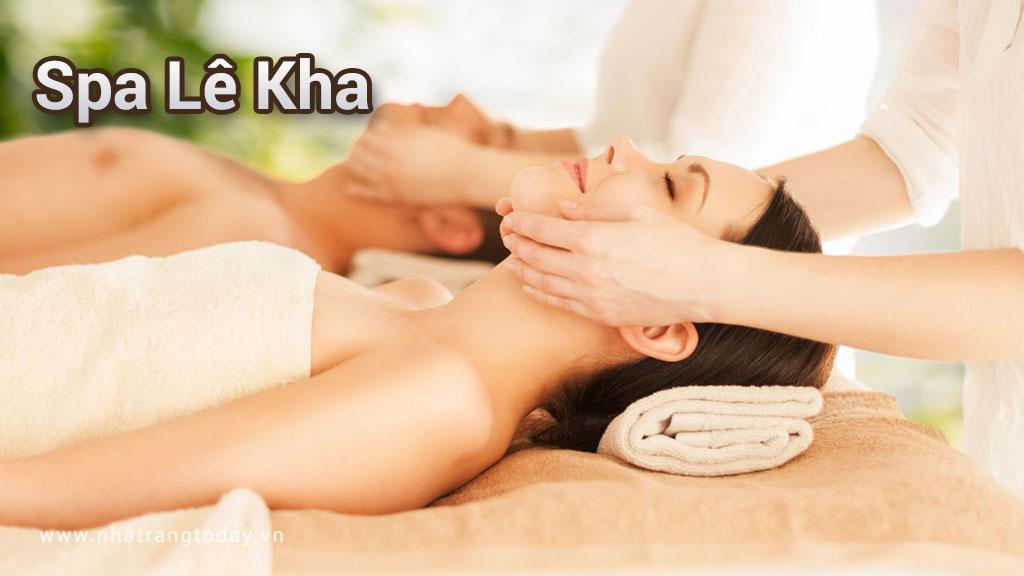 Spa Lê Kha Nha Trang