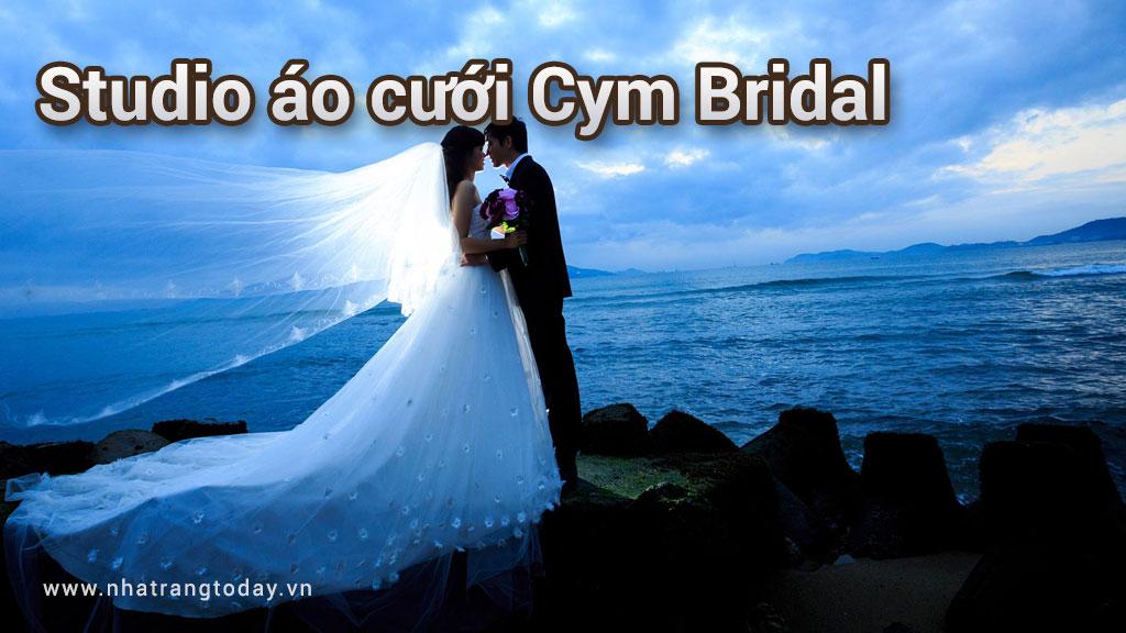 Studio áo cưới Nha Trang Cym Bridal