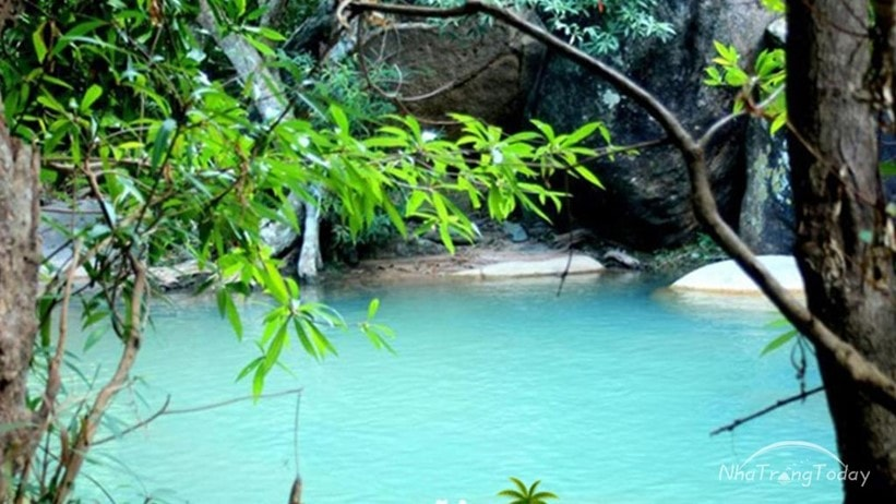 Suối Lùng Nha Trang