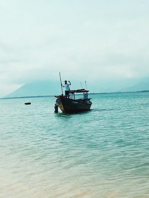 Đi Điệp Sơn bằng tàu