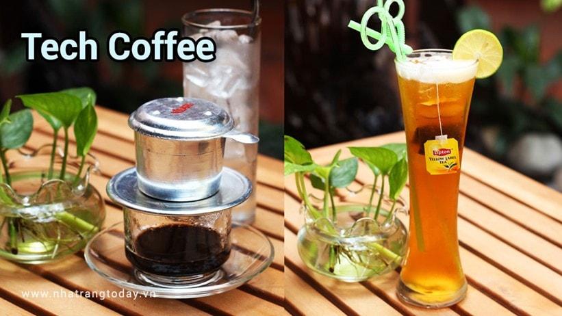 Cafe Tech Nha Trang