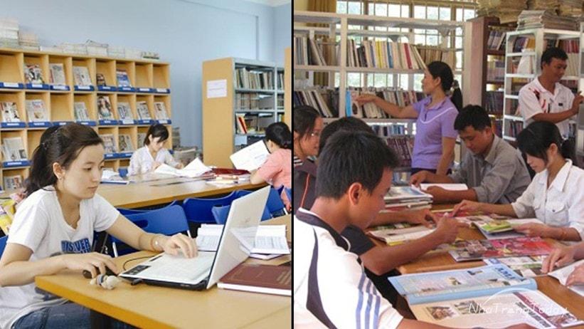 Thư Viện Tỉnh Khánh Hoà