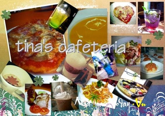 Tina s Cafeteria