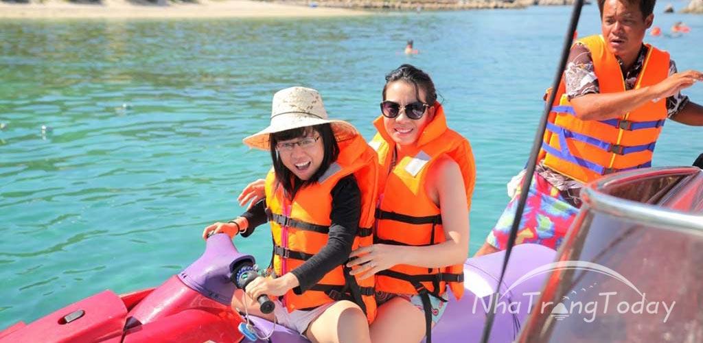Tour đảo Bình Ba 1 ngày