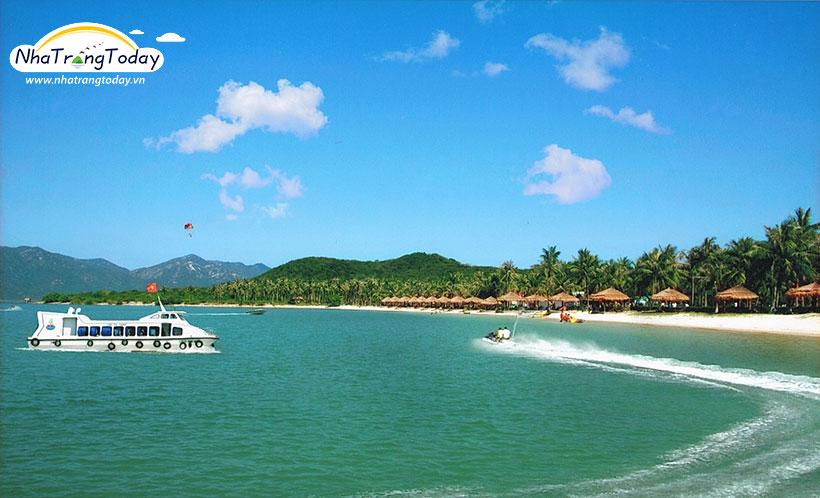Tour đảo Hoa Lan Nha Trang 2 ngày 1 đêm