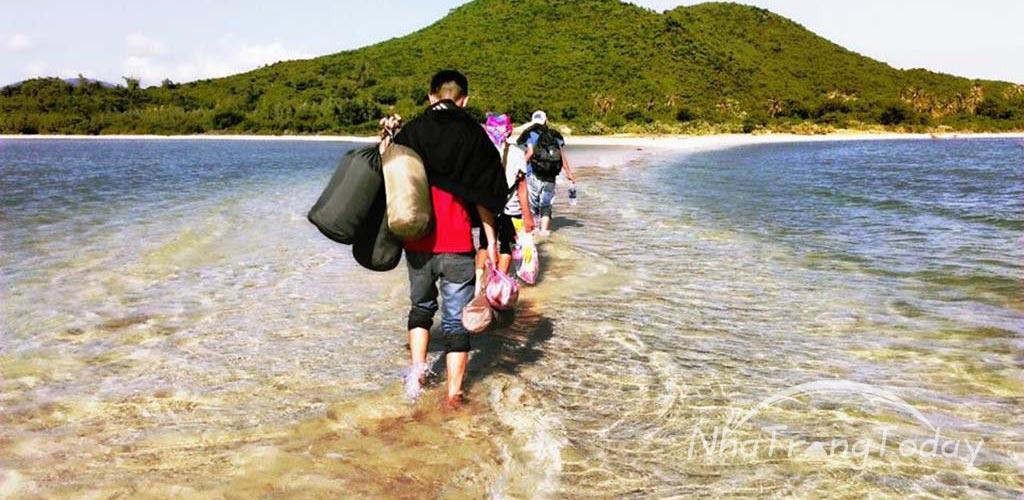 Tour đảo Điệp Sơn Khởi hành hằng ngày [2017]