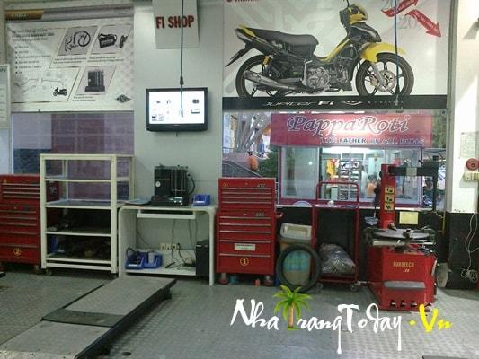 Yamaha Factory Service
