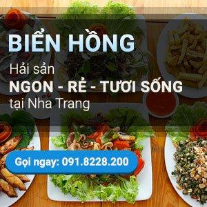 Nhà hàng Biển Hồng Nha Trang