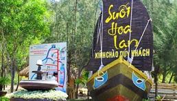 Tour Suối Hoa Lan + Đảo Khỉ